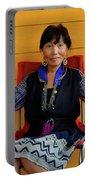 Black Hmong Sapa 3 Portable Battery Charger