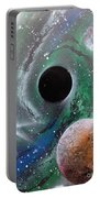 Black Hole Portable Battery Charger