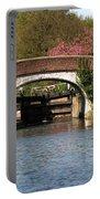 Black Jacks Bridge And Lock Portable Battery Charger