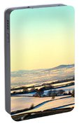Black Mountains And Vale Of Usk Portable Battery Charger