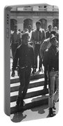 Black Panthers, 1967 Portable Battery Charger