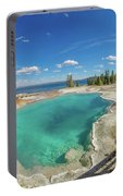 Black Pool, Yellowstone Portable Battery Charger