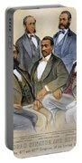 Black Senators, 1872 Portable Battery Charger