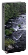 Black Waters Portable Battery Charger