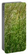 Blades Of Grass Portable Battery Charger