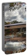Blair Covered Bridge Portable Battery Charger