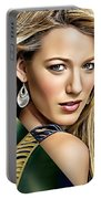 Blake Lively Collection Portable Battery Charger