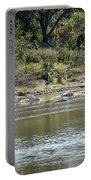 Blanco River - Texas Portable Battery Charger