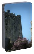 Blarney Castle And Tower County Cork Ireland Portable Battery Charger