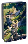 Blarney Castle Ruins In Ireland Portable Battery Charger