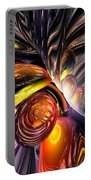 Blaze Abstract Portable Battery Charger