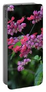 Bleeding Heart Vine Portable Battery Charger