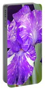 Blended Beauty - Bearded Iris Portable Battery Charger