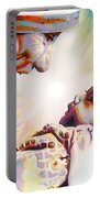 Blessed Mother Teresa Portable Battery Charger