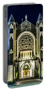 Blessed Sacrement Cathedral Portable Battery Charger