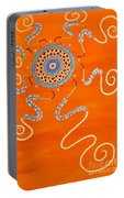 Blessing Sun Portable Battery Charger