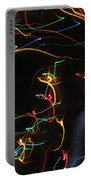 Blizzard Of Colorful Lights. Dancing Lights Series Portable Battery Charger