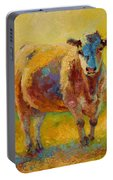 Blondie - Cow Portable Battery Charger