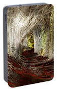 Blood Redwoods Portable Battery Charger