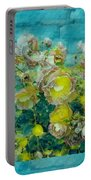Bloom In Vintage Ornate Style Portable Battery Charger