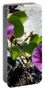 Bloomin Cross Vine Portable Battery Charger