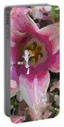 Blooming Beauty Portable Battery Charger