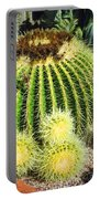 Blooming Cactus Two Portable Battery Charger