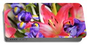Blooming Colors Portable Battery Charger