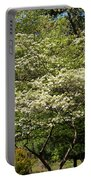 Blooming Dogwood Portable Battery Charger