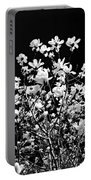Blooming Magnolia Tree Portable Battery Charger