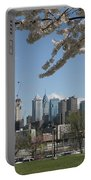 Blooming Philadelphia  Portable Battery Charger