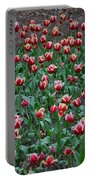 Blooming Tulips Portable Battery Charger