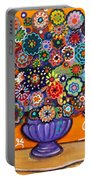 Blooms 6 Portable Battery Charger