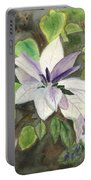 Blossom At Sundy House Portable Battery Charger