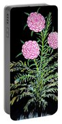 Blossom In High Spirit #2 Portable Battery Charger
