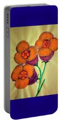 Blossom In High Spirit #6 Portable Battery Charger