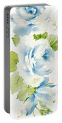 Blossom Series No.7 Portable Battery Charger by Writermore Arts