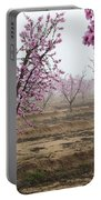 Blossom Trail Portable Battery Charger