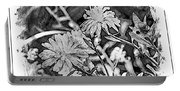 Zinnia Blossoms Portable Battery Charger