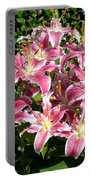 Blossoms Of Chase Lane Portable Battery Charger