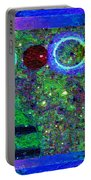 Blossoms Of Nonviolent Conflict Resolution Portable Battery Charger