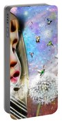 Blowing Blessings Portable Battery Charger