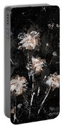 Blowing Dandelions Portable Battery Charger