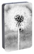Blowing In The Wind Pencil Effect Portable Battery Charger