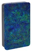 Blue Agate Portable Battery Charger