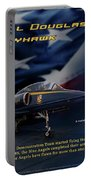 Blue Angels Ta-4j Skyhawk Portable Battery Charger
