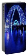 Blue Archways Of London Portable Battery Charger
