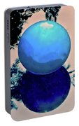 Blue Ball 2 Portable Battery Charger