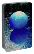 Blue Ball 4 Portable Battery Charger