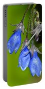 Blue Bells Are Ringing Portable Battery Charger